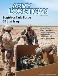 Army Logistician; May-June 2007 Volume 39, Issue 3 by Paulus, Robert D.