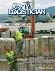 Army Logistician; November-December 2008 Volume 40, Issue 6 by Paulus, Robert D.