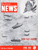 Naval Aviation News : April 1963 Volume April 1963 by U. S. Navy