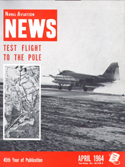 Naval Aviation News : April 1964 Volume April 1964 by U. S. Navy