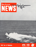 Naval Aviation News : April 1965 Volume April 1965 by U. S. Navy
