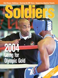 Soldiers Magazine : Volume 59, Issue 8 ;... by Mcleary, Carrie