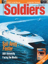 Soldiers Magazine : Volume 58, Issue 2 ;... by Mcleary, Carrie