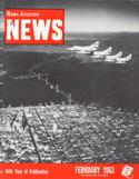 Naval Aviation News : February 1963 Volume February 1963 by U. S. Navy