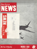 Naval Aviation News : March 1958 Volume March 1958 by U. S. Navy