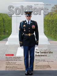 Soldiers Magazine : Volume 65, Issue 5 ;... by Mcleary, Carrie