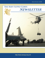 The Navy Supply Corps Newsletter : May-J... by Adams, Kathy