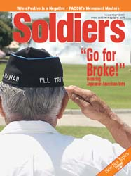 Soldiers Magazine : Volume 58, Issue 11 ... by Mcleary, Carrie
