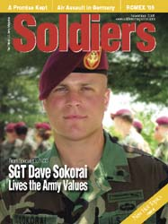 Soldiers Magazine : Volume 60, Issue 11 ... by Mcleary, Carrie