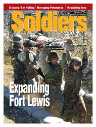 Soldiers Magazine : Volume 61, Issue 11 ... by Mcleary, Carrie
