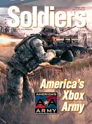 Soldiers Magazine : Volume 62, Issue 10 ... by Mcleary, Carrie