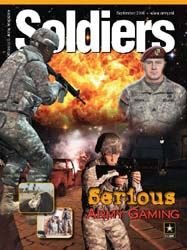 Soldiers Magazine : Volume 63, Issue 9 ;... by Mcleary, Carrie