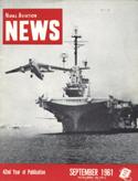 Naval Aviation News : September 1961 Volume September 1961 by U. S. Navy