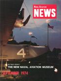 Naval Aviation News : September 1974 Volume September 1974 by U. S. Navy