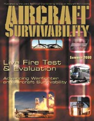 Aircraft Survivability Journal : Summer ... Volume Summer 2000 by Lindell, Dennis