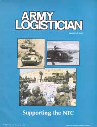 Army Logistician; May-June 2001 Volume 33, Issue 3 by Heretick, Janice W.