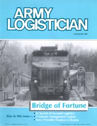 Army Logistician; May-June 1997 Volume 29, Issue 3 by Speights, Terry R.