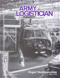 Army Logistician; September-October 1997 Volume 29, Issue 5 by Speights, Terry R.