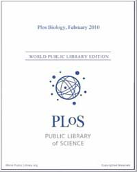 Monthly Biology Journal : Plos Biology F... Volume 8 by Bloom, Theodora