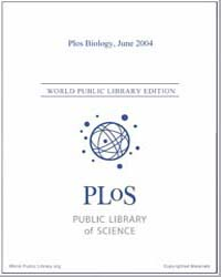 Monthly Biology Journal : Plos Biology J... Volume 2 by Bloom, Theodora