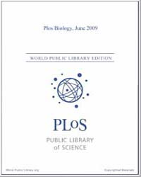 Monthly Biology Journal : Plos Biology J... Volume 7 by Bloom, Theodora