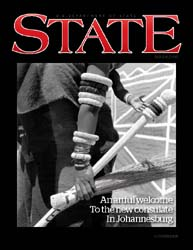 State Magazine : Issue 538 ; October 200... Volume Issue 538 by Wiley, Rob