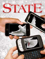 State Magazine : Issue 540 ; December 20... Volume Issue 540 by Wiley, Rob