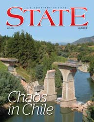 State Magazine : Issue 545 ; May 2010 Volume Issue 545 by Wiley, Rob