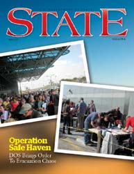 State Magazine : Issue 556 ; May 2011 Volume Issue 556 by Wiley, Rob