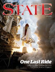 State Magazine : Issue 558 ; July-August... Volume Issue 558 by Wiley, Rob