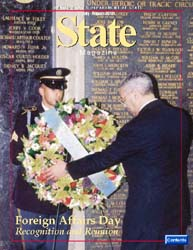 State Magazine : Issue 468 ; July-August... Volume Issue 468 by Wiley, Rob