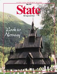 State Magazine : Issue 446 ; May 2001 Volume Issue 446 by Wiley, Rob