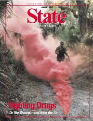 State Magazine : Issue 442 ; January 200... Volume Issue 442 by Wiley, Rob