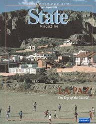State Magazine : Issue 448 ; July-August... Volume Issue 448 by Wiley, Rob