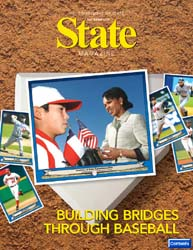 State Magazine : Issue 489 ; September 2... Volume Issue 489 by Wiley, Rob