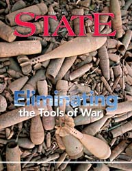 State Magazine : Issue 498 ; November 20... Volume Issue 498 by Wiley, Rob