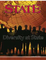State Magazine : Issue 518 ; January 200... Volume Issue 518 by Wiley, Rob