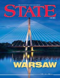 State Magazine : Issue 509 ; November 20... Volume Issue 509 by Wiley, Rob