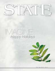 State Magazine : Issue 508 ; December 20... Volume Issue 508 by Wiley, Rob