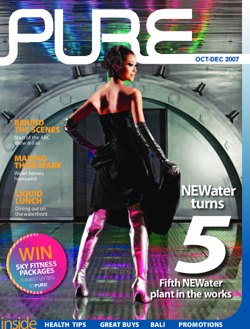 Pure : October-December 2007 Volume October 2007 by Chiong, Vivien