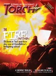 Torch Magazine : Volume 14, Issue 5 ; Se... by Barela, Timothy P.