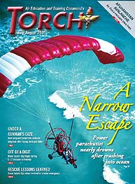 Torch Magazine : Volume 17, Issue 4 ; Ju... by Barela, Timothy P.