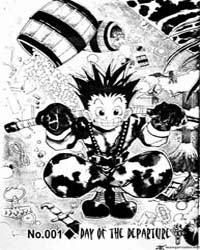 Hunter X Hunter 1 : The Day Of The Depar... Volume Hunter X Hunter 1 : The Day Of The Departure by Togashi, Yoshihiro