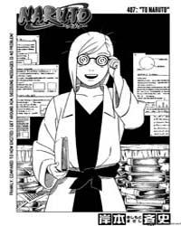 Naruto 407 : Asking Naruto by Kishimoto, Masashi
