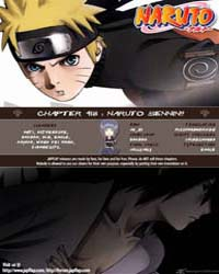 Naruto 418 : Naruto, The Sage! by Kishimoto, Masashi