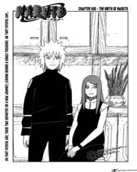 Naruto 500 : The Birth of Naruto by Kishimoto, Masashi