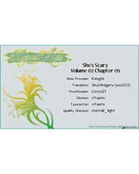 She's Scary 5 Volume She's Scary 5 by Hwang, Mi Ri
