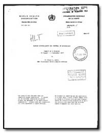 World Health Organization : Regioinal Of... by Ahmed H. Abdou, Dr.