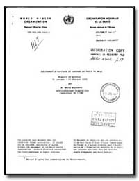 World Health Organization : Regioinal Of... by M. Matia Muyamana