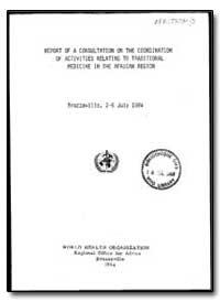 World Health Organization : Regioinal Of... by A. O. Williams